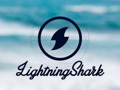 Lightning Shark Logo
