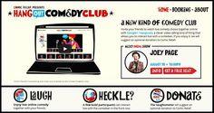 Kοινότητα Hangout Comedy Club στο Google plus - imonline  http://www.imonline.gr/a/koinotita-hangout-comedy-club-sto-google-plus-439.html