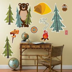 Lets+Go+Camping+Giant+Wall+Decals