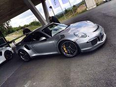 Nice Porsche 2017: Porsche 991 GT3 RS (2015)...  Porsche