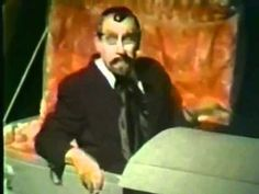 "Sir Graves Ghastly Show Intro - Detroit's weekly Saturday afternoon ""Host of Horror"" reigned supreme (watched him faithfully!)"
