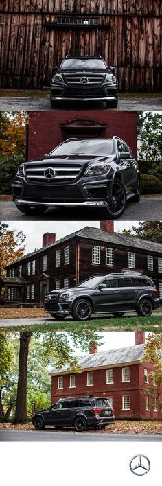 Holds all your gear while upholding a legacy of fine craftsmanship and luxurious interiors: In short, the reigns among full-size SUVs. Mercedes Benz Gl Class, Mercedes Benz Cars, Private Jet Interior, Offroader, Suv Cars, Luxury Suv, Cool Trucks, Dream Cars, Spaceships