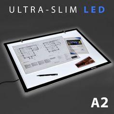 MiniSun A2 LED Modern Ultra-Slim Art Craft Design LightPad