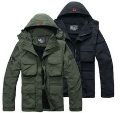 Tactical BigHorn Waterprof Jacket Green