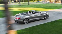 That's a lot ofcar. Magnificent, isn't it?The all-new Mercedes S-Class Cabriolet is obviously just a soft-top, two-door S-Class, but it looks so much grander than the already fabulous hard-top; a proper land-yacht. The first drop-top S-Class since 1971, noless.