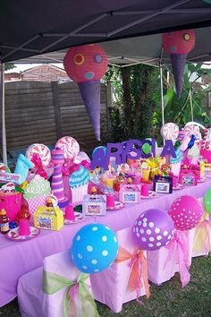 """""""Candyland Party"""" 