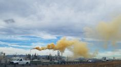10/14/2016 - Suncor Energy says it is monitoring the air around its Denver-area refinery after a power failure shut the plant down, sending plumes of smoke into the air.Spokeswoman Nicole Fisher says the power failure happened around noon Friday.