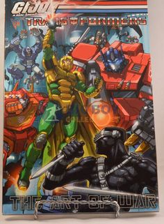 GI Joe vs Transformers The Art of War #3