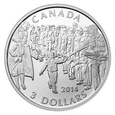 Fine Silver Coin - Wait for Me, Daddy - Mintage: Wait For Me, Silver Coins, Daddy, Coining