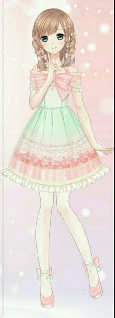 Anime Girl Perfect by SnowFlake Arendelle-Snow Girl Pinterest