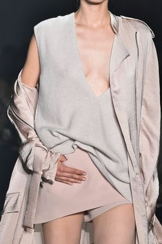 Haider Ackermann at Paris Spring 2015 (Details) #ranitasobanska #fashion #inspirations