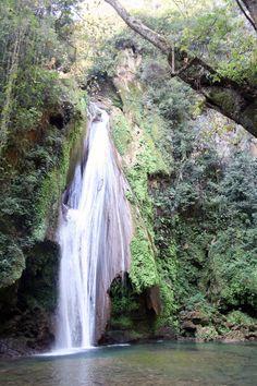 Cascada El Chuveje, Pinal de Amoles, Qro.