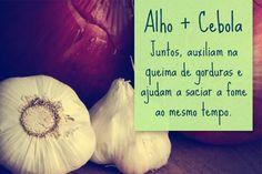 Cebola e alho: uma combinação perfeita!