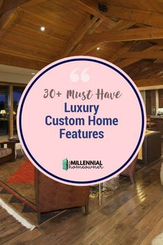 Need custom home ideas? Here are 30+ cool luxury custom home features that you can incorporate into your custom built house. These unique custom home ideas will transform your new house. New Home Checklist, Moving Checklist, Looking For Houses, Refinance Mortgage, Home Buying Tips, Custom Built Homes, First Time Home Buyers, Real Estate Tips, Brick And Stone