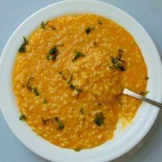 risotto de calabaza y parmesano | que cocinar con calabaza