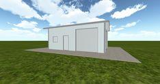 Cool 3D #marketing http://ift.tt/2CZX65L #barn #workshop #greenhouse #garage #roofing #DIY