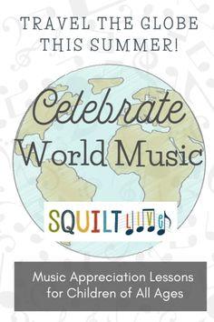 Homeschool Curriculum Reviews, Homeschooling, Music Activities, Preschool Music, Summer Activities, Summer Lesson, Art Music, Music Wall, Music Classroom