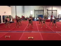 Gymnastics Warm Ups, All About Gymnastics, Gymnastics Skills, Gymnastics Training, Baby Gym, Acro, Tsunami, Cheerleading, Flexibility