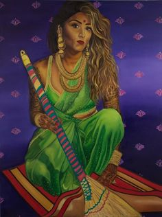 """Oh nothing, just """"Sweeping Patriarchy Under The Rug"""". NBD. 