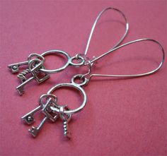 LOST YOUR KEYS by MimiJewels on Etsy, $7.00