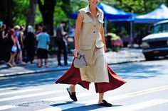 The 5 Biggest Street Style Trends From New York Fashion Week