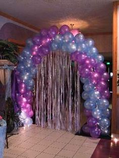 high school dance decorations - Google Search