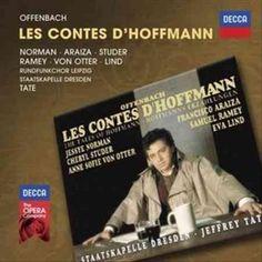 Staatskapelle Dresden - Decca Opera: Offenbach- Les Contes D'Hoffmann