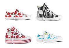 MARIMEKKO × CONVERSE 2013 SPRING/SUMMER #sneaker