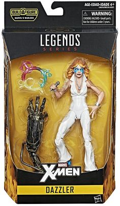 Dazzler Marvel Le... is now available. Order here! http://dbtoystore.com/products/dazzler-marvel-legends-6-inch-action-figure?utm_campaign=social_autopilot&utm_source=pin&utm_medium=pin