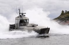 Watercat M12 - by Marine Alutech Oy. A new type of a troop carrier for the Finnish Marines for landing and transportation purposes in all weather conditions.