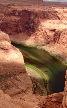 Horseshoe Bend | Travel | Vacation Ideas | Road Trip | Places to Visit | Page | AZ | Tourist Attraction | Scenic Point | Hiking Area | Natural Feature