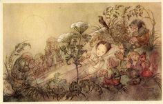 Sulamith Wulfing - Snow White