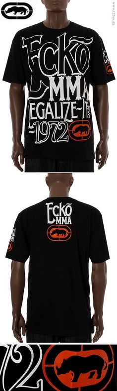 XTREME SHOP / www.123yo.dk ECKO T-shirts Legalize it TEE-ECKO-LEGAL