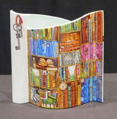 Blog de l'association Passion Porcelaine, sur le thème de la peinture sur porcelaine