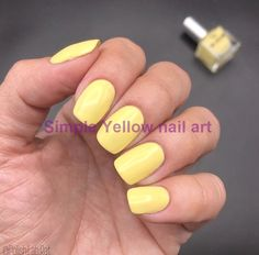 23 GREAT YELLOW NAIL ART DESIGNS 2020 #naildesigns Yellow Nails Design, Yellow Nail Art, Design Tutorials, Design Ideas, Nail Art Hacks, Nail Art Designs, Art Ideas, Nail Design, Nail Art