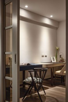 A Thirty-Year-Old Apartment in Taipei Gets Renovated by Alfonso Ideas | HomeDSGN
