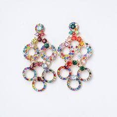 Kajari Melon Drop Earrings Beaded Tassel Earrings, Button Earrings, Pearl Drop Earrings, Pendant Earrings, Heart Earrings, Chandelier Earrings, Crystal Earrings, Beaded Jewelry, Handmade Jewelry