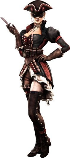 Assasin's Creed - Puppeteer - Render By Ashish913 by Ashish913.deviantart.com on @deviantART