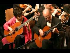 Vivaldi: Concerto for 2 mandolins in G major RV532 - Evangelos & Liza gu...