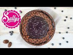 Blaubeer-Schokoladen-Pie-Tarte /Pie & Tarte in einem - YouTube