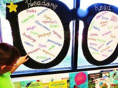 First Grade Wow: Readers Read...