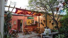 """Localizado em Pinheiros, Zona Oeste, o restaurante """"Casa Jaya"""" foi eleito o melhor espaço """"Bom Bonito e Barato"""" de São Paulo em votação promovida pelo Guidu, em parceria com o Catraca Livre."""