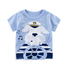 >> Click to Buy << 2017 Summer Children T shirt for Boys Clothing Baby Boys Tops Tee Shirt Cotton Cute Cartoon pattern T-shirt Kids Clothes  #Affiliate