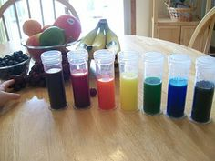 scratch-n-sniff water colors (with Kool-Aid) - Re-pinned by #PediaStaff.  Visit http://ht.ly/63sNt for all our pediatric therapy pins