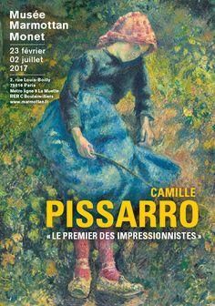 Quelque soixante-quinze de ses chefs-d'œuvre provenant des plus grands musées du monde entier et de prestigieuses collections privées, retracent l'œuvre de Camille Pissarro. Considéré par Cézanne comme « le premier des impressionnistes », Pissarro est l'un des fondateurs de ce groupe.  Compagnon et ami fidèle de Monet, maître de Cézanne et de Gauguin, inspirateur de Seurat, défenseur de Signac, Pissarro est un artiste majeur et incontournable.  Son œuvre, puissante et en perpétuelle…