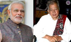 PM Narendra Modi took to twitter for congratulating actor Shashi Kapoor