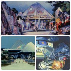 Disney World Epcot Journey into imagination Disney Parks, Walt Disney World, Marketing Poster, Walt Disney Imagineering, Museum Poster, Epcot Center, Disney Concept Art, Tokyo Disneyland, Vintage Disney