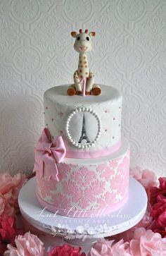 Torta Vintage Hermosa
