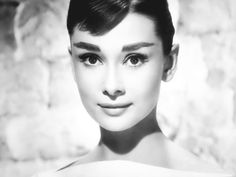 Audrey Hepburn - the epitome of classic beauty.