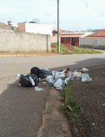 Folha do Sul - Blog do Paulão no ar desde 15/4/2012: TRÊS CORAÇÕES: CIDADE SUJA E ABANDONADA